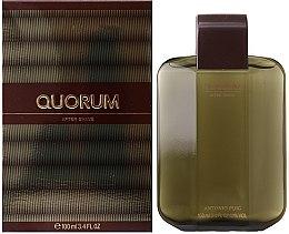 Parfumuri și produse cosmetice Antonio Puig Quorum - Loțiune după ras