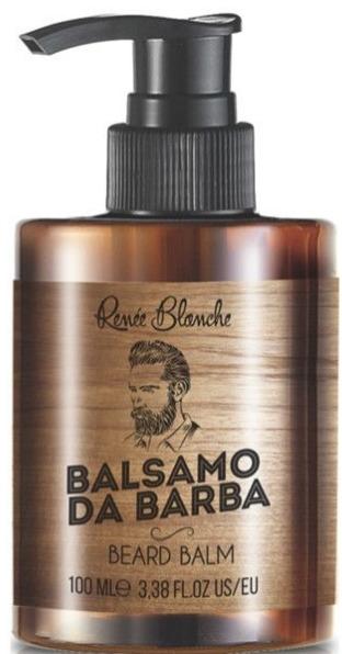 Ulei pentru barbă - Renee Blanche Balsamo Da Barba Gold — Imagine N1