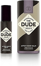 Parfumuri și produse cosmetice Balsam după ras - Waterclouds The Dude After Shave Balm