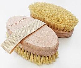 Parfumuri și produse cosmetice Perie de corp - LullaLove