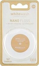 Parfumuri și produse cosmetice Ață dentară. Nano flos - WhiteWash Laboratories