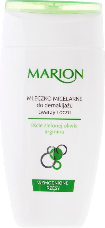 Lapte micelar demachiant pentru față și ochi - Marion Micellar Lotion