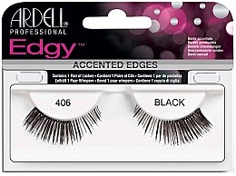 Parfumuri și produse cosmetice Gene false - Ardell Edgy Lash 406 Black