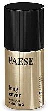 Parfumuri și produse cosmetice Fond de ten - Paese Long Cover Luminous