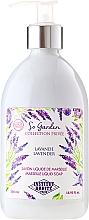 """Parfumuri și produse cosmetice Săpun lichid """"Lavandă"""" - Institut Karite So Garden Collection Privee Lavender Marseille Liquid Soap"""
