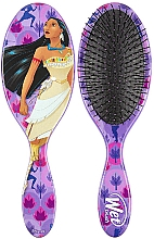 Parfumuri și produse cosmetice Perie de păr, Pocahontas - Wet Brush Disney Princess Original Detangler Pocahontas