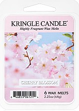 Parfumuri și produse cosmetice Ceară aromată - Kringle Candle Cherry Blossom