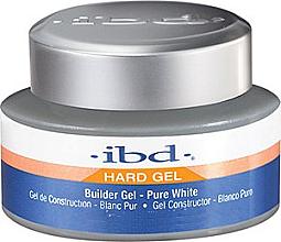 Parfumuri și produse cosmetice Gel de unghii, alb - IBD Builder Gel Pure White