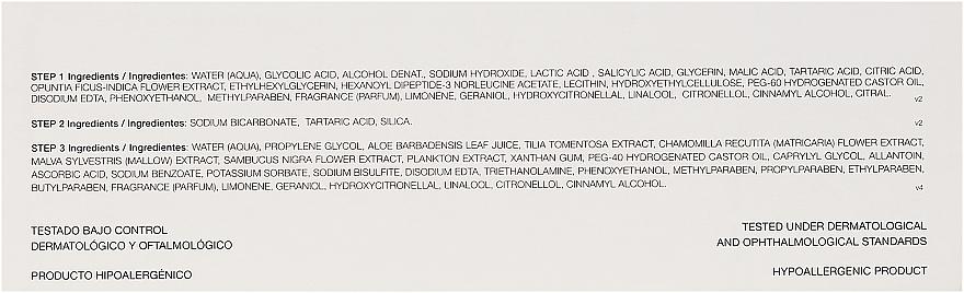Peeling în 3 faze pentru corp - Natura Bisse Glycoline Glyco 3 Peel — Imagine N2