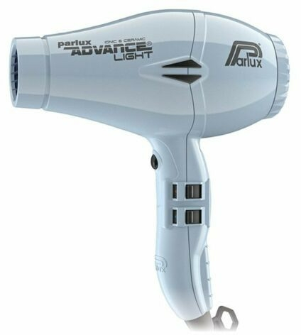 Uscător de păr - Parlux Advance Light Ceramic & Ionic Dryer Ice Blue — Imagine N1