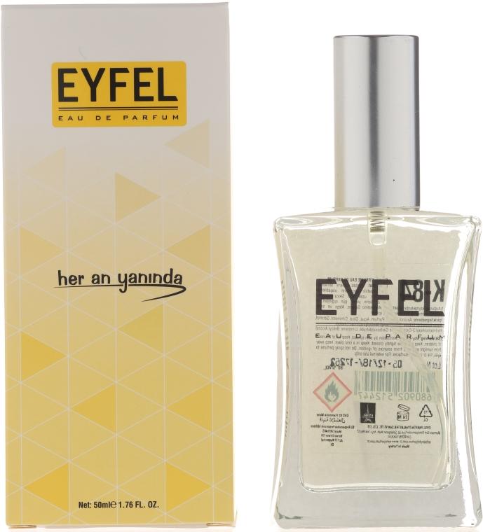 Eyfel Perfume K-84 - Apă de parfum — Imagine N1