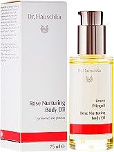 "Parfumuri și produse cosmetice Ulei de corp ""Trandafir"" - Dr. Hauschka Rose Nurturing Body Oil"