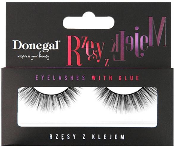 Gene false cu lipici, 4474 - Donegal Eyelashes — Imagine N1