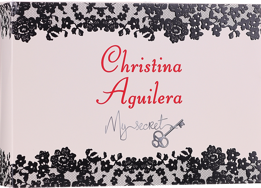 Christina Aguilera - Set (edp/10ml + edp/10ml + bag) — Imagine N1