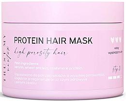 Parfumuri și produse cosmetice Mască de păr cu proteine (porozitate ridicată) - Trust My Sister High Porosity Hair Protein Mask