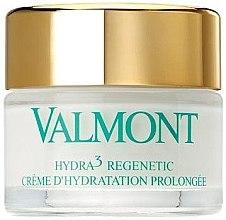 Parfumuri și produse cosmetice Cremă hidratantă pentru față - Valmont Hydration Hydra 3 Regenetic Cream