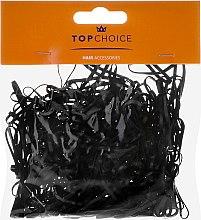 """Parfumuri și produse cosmetice Elastice mici pentru păr """"XS"""" 200 buc., negre - Top choice"""