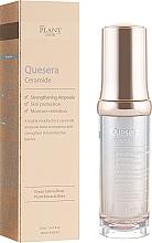 Parfumuri și produse cosmetice Ser revitalizant cu extract de orez și ceramide pentru față și gât - The Plant Base Quesera Ceramide