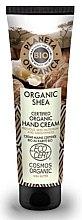 Parfumuri și produse cosmetice Cremă hidratantă de mâini - Planeta Organica Organic Shea Hand Cream