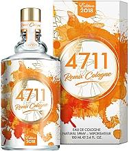 Parfumuri și produse cosmetice Maurer & Wirtz 4711 Remix Cologne Edition 2018 - Apă de colonie