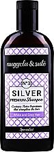 Parfumuri și produse cosmetice Șampon pentru păr cărunt și decolorat - Nuggela & Sule Premium Silver N?3 Shampoo