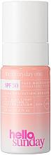 Parfumuri și produse cosmetice Cremă de față hidratantă - Hello Sunday The Everyday One Face Moisturiser SPF 50