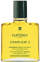 Parfumuri și produse cosmetice Tratament pentru scalp - Rene Furturer Complex 5 Regenerating Plant Extract