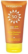 Parfumuri și produse cosmetice Cremă impermeabilă pentru protecție solară - Dermacol Sun Water Resistant Cream SPF50