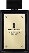 Parfumuri și produse cosmetice Antonio Banderas The Golden Secret - Apă de toaletă