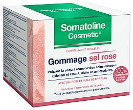 Parfumuri și produse cosmetice Scrub cu sare roz - Somatoline Cosmetic Pink Salt Scrub