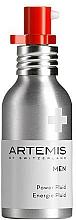 Parfumuri și produse cosmetice Fluid pentru față - Artemis of Switzerland Men Power Fluid SPF 15