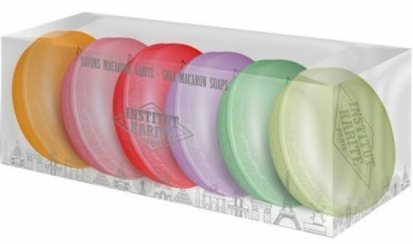 Set săpunuri - Institut Karite Shea Soaps (soap/6x27g) — Imagine N1