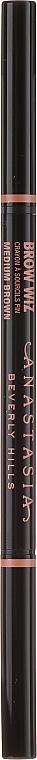 Set - Anastasia Beverly Hills Best Brows Ever Medium Brown (pencil/0.08g + gel/2.5ml + gel/2.2g) — Imagine N6