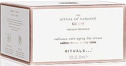 Parfumuri și produse cosmetice Cremă de zi pentru față - Rituals The Ritual Of Namaste Radiance Anti-Aging Day Cream