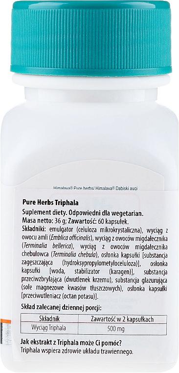 "Supliment dietetic ""Triphala"" - Himalaya Herbals Triphala — Imagine N2"