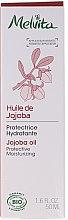 Parfumuri și produse cosmetice Ulei de jojoba pentru față - Melvita Huiles De Beaute Jojoba Oil