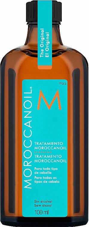 Ulei regenerator pentru păr - Moroccanoil Oil Treatment For All Hair Types — Imagine N5
