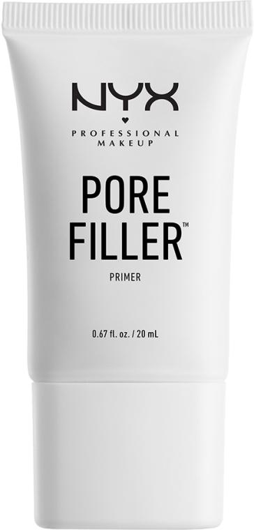 Primer cu efect de umplere a ridurilor și a porilor vizibili - NYX Professional Makeup Pore Filler