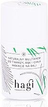 Parfumuri și produse cosmetice Cremă de față, mâini și corp - Hagi