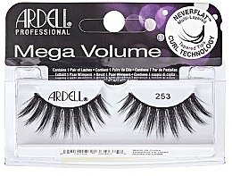 Parfumuri și produse cosmetice Extensii gene - Ardell Mega Volume 253 Black