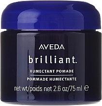 Parfumuri și produse cosmetice Pomadă hidratantă pentru aranjarea părului - Aveda Brilliant Humectant Pomade