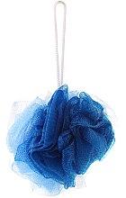 Parfumuri și produse cosmetice Burete de baie 30352, albastru - Top Choice