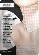 Parfumuri și produse cosmetice Mască pentru gât și decolteu - Timeless Truth Mask Firming Bio Cellulose Neck Mask