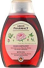 "Parfumuri și produse cosmetice Ulei pentru baie și duș ""Neroli Rose"" - Green Pharmacy"