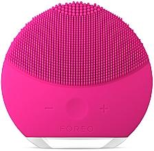 Parfumuri și produse cosmetice Perie de curățare și masaj spa, cu funcție de control al intensității - Foreo Luna Mini 2 Fuchsia