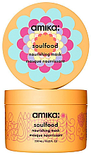 Parfumuri și produse cosmetice Mască nutritivă pentru păr - Amika Soulfood Nourishing Mask