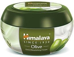 Parfumuri și produse cosmetice Cremă nutritivă pentru corp - Himalaya Herbals Olive Extra Nourishing Cream