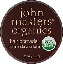 Parfumuri și produse cosmetice Pomadă nutritivă și netezitoare pentru păr uscat și rebel - John Masters Organics Hair Pomade