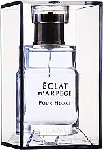 Parfumuri și produse cosmetice Lanvin Eclat d'Arpege Pour Homme - Apă de toaletă