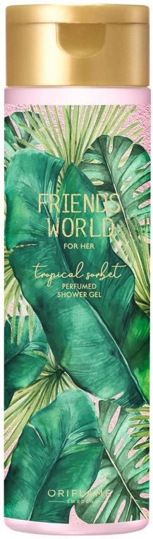 Oriflame Friends World For Her Perfumed Shower Gel - Gel parfumat de duș